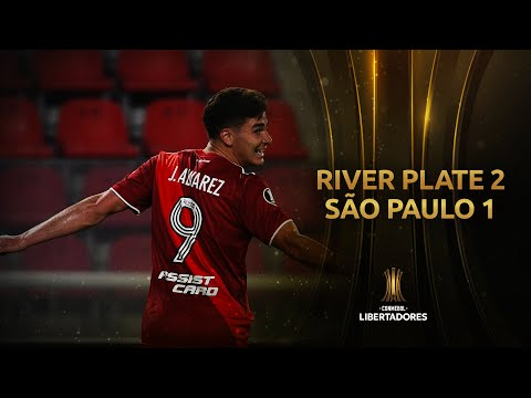 Atletico River Plate Sao Paulo Goals And Highlights