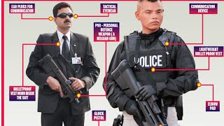 Meet Narendra Modi SPG guards The men who protect PM