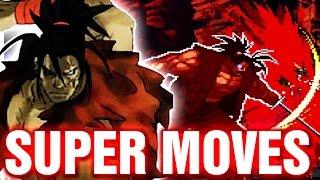 Last Blade All Super Desperation Moves Arcade NeoGeo MVS AES