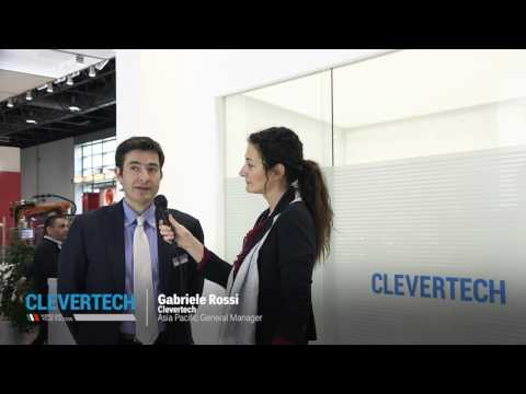 CLEVERTECH ASIA PACIFIC DIRECTOR MR GABRIELE ROSSI INTERVIEW