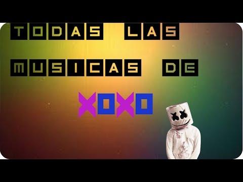 Mix Todas las musicas de XOXO | Electro Adictos |