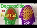 Decoración de Fiestas - Globos decorados | Manualidades Para Todos