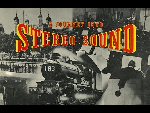 'A Journey Into Stereo Sound' 1958 FULL ALBUM London FFS Recording