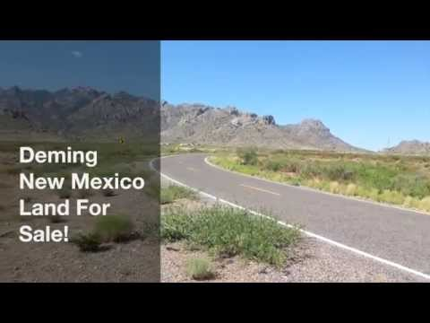 Deming New Mexico Land For Sale!