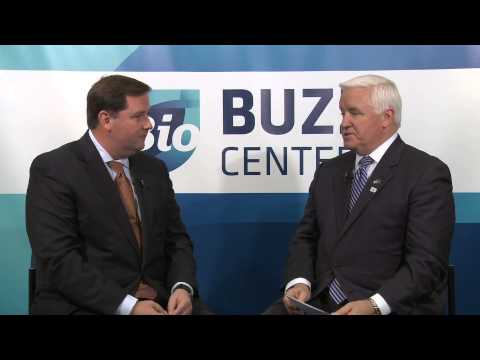 Governor Tom Corbett