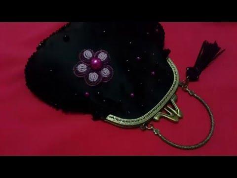 6cf45769eae8 Винтажная сумка ридикюль. Сумки своими руками. Пошив и декорирование -