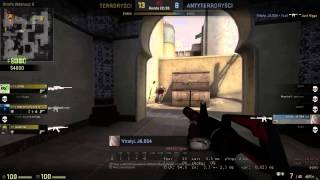 [CS:GO] 1 BOT vs 5 Players ACE!