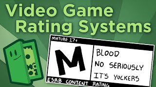Extra Credits - Video Game Rating Systems - A Better Approach to Content Ratings