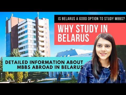 MBBS IN BELARUS   DETAILED INFORMATION BY YUKTI BELWAL CONSULTANCY