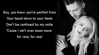 Madilyn Bailey - Versace On The Floor | Bruno Mars (Lyrics)