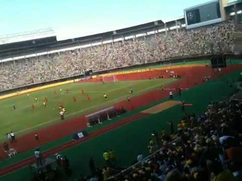 Uganda Cranes wins Guinea Bissau