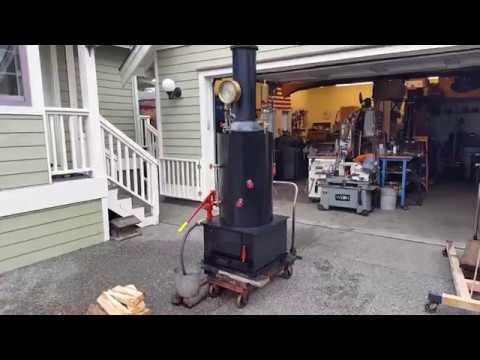 Steam Engine Boiler Hand Pump Whistle Gauge Off Grid Live Steam FOR SALE ON EBAY