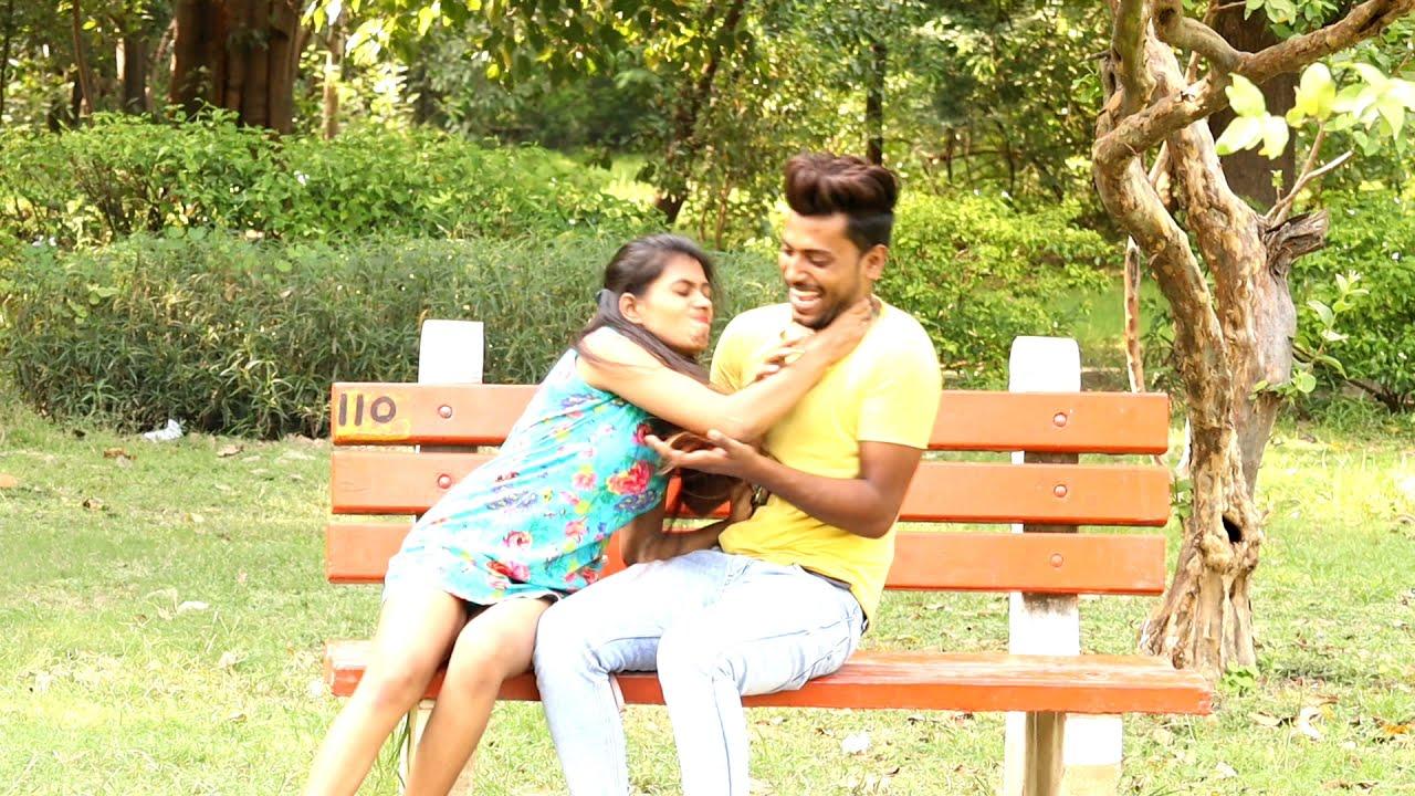Download Gaurav Naina new video || kis$ prank on girlfriend