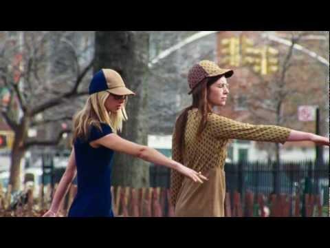 Lena Dunham for Rachel Antonoff / Best Friends Fall 2013