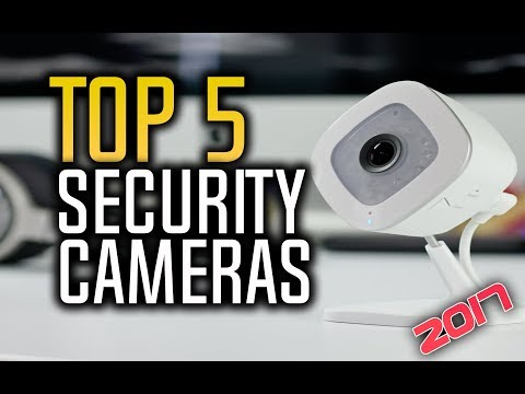 ▶️ Best Security Cameras in 2017!