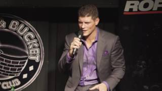 Cody Rhodes talks about the last great Dusty Rhodes Moment at WWE Battleground 2013