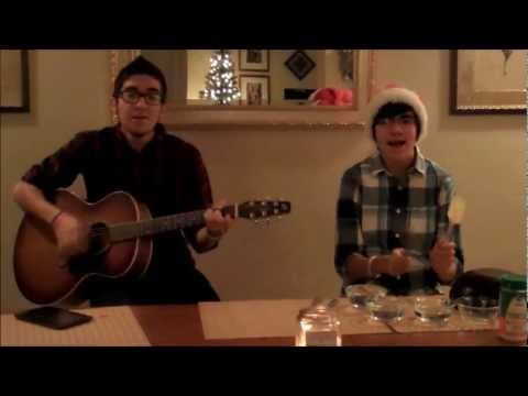 Couple of startups covering Home by Phillip Phillips.