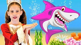 Nursery Rhymes Kids songs | Baby Shark | by Chu Chu Ua