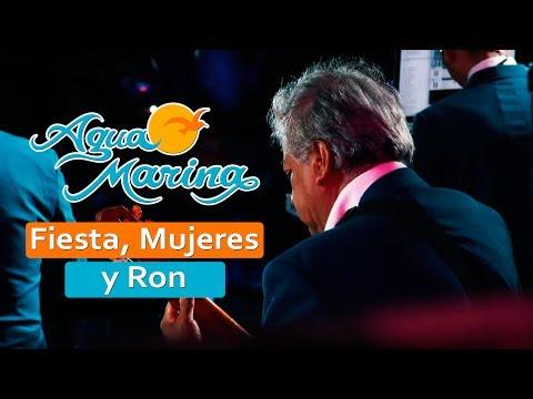 Agua Marina - Fiesta, Mujeres y Ron (En Vivo)