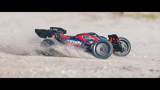 Load Video 1:  ARRMA FURY - 1/10th Electric 2WD Short Course Truck