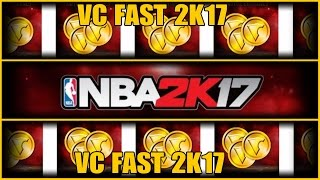 How To Get VC Fast NBA 2K17 Tutorial