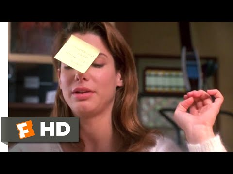 The Net (1995) - Mozart's Ghost Scene (2/10) | Movieclips