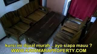 Kursi Kayu Jati Ini Dijual Murah Hub  085725072225