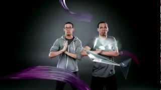 Кул реклама 3D Samsung Galaxy S III