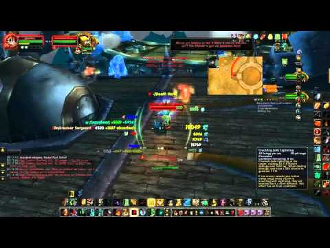 Let's Solo: Icecrown Citadel Gunship Battle (Level 90 Monk) by McJazzhands (Outdated)