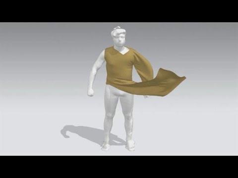 75a12118682 Virtueel kleding passen steeds realistischer (uit Bright TV) - YouTube