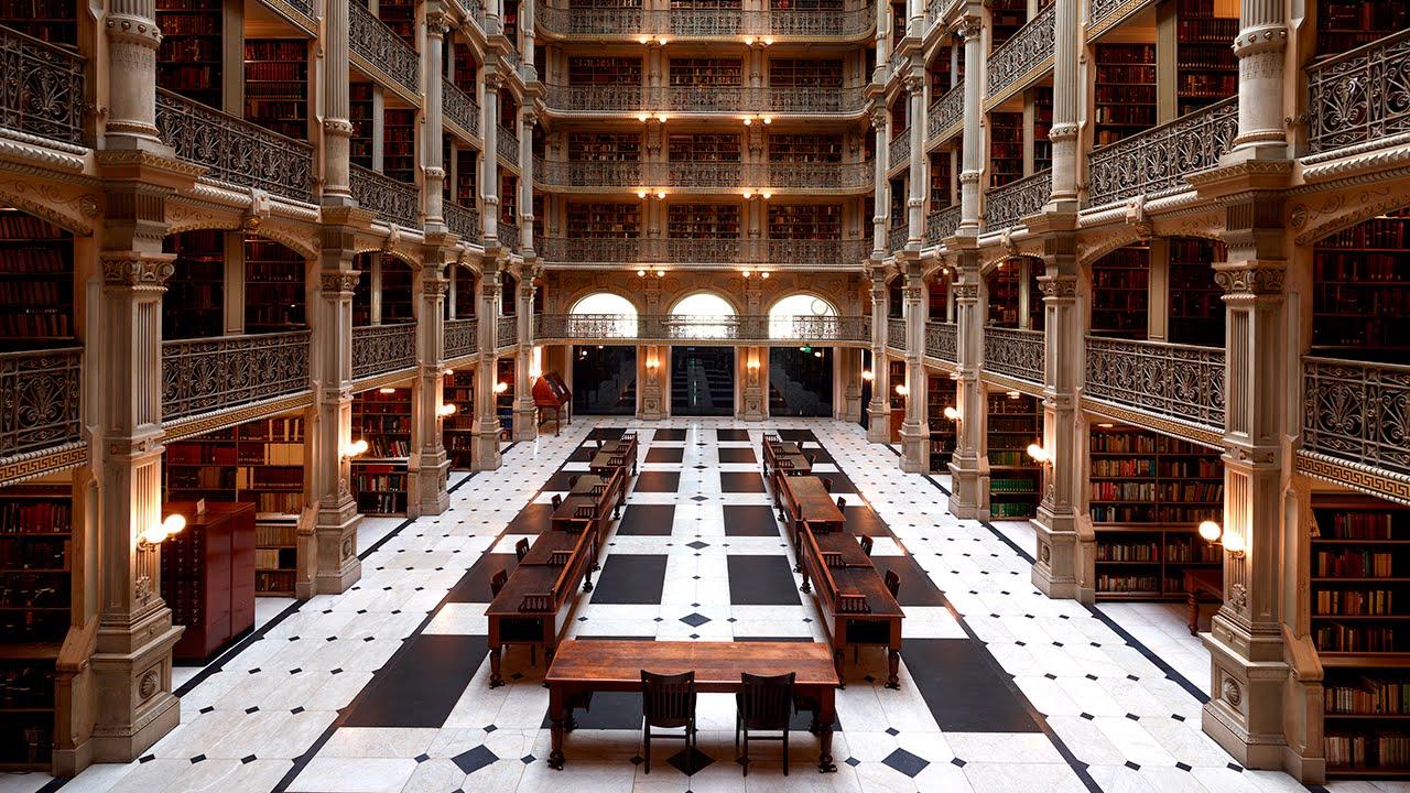 Library of Congress, Washington, DC., Amerika Serikat