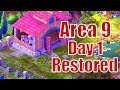 Gardenscapes new area 9 day 1 restored/Top garden designing free android & ios popular game