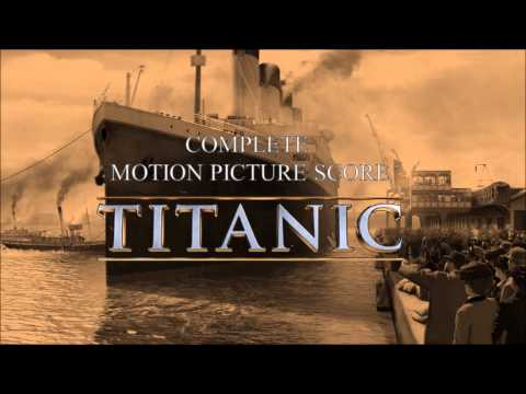 Titanic Score 03.- Heart of The Ocean