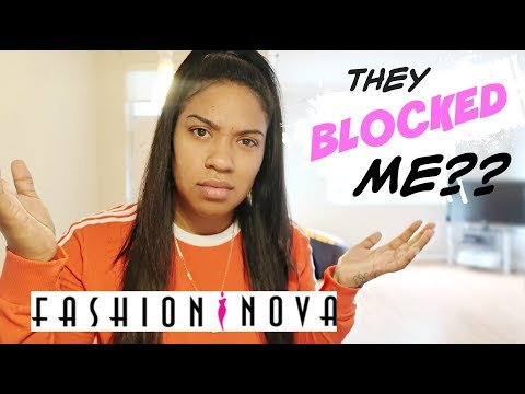 FASHION NOVA SCAMMED ME!! [EXPOSED with proof]