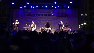 The English Beat (featuring Dave Wakeling) - Twist & Crawl - live at Pershing Square in LA on 8/4/18