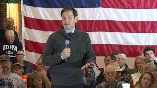 Rubio rising in the polls