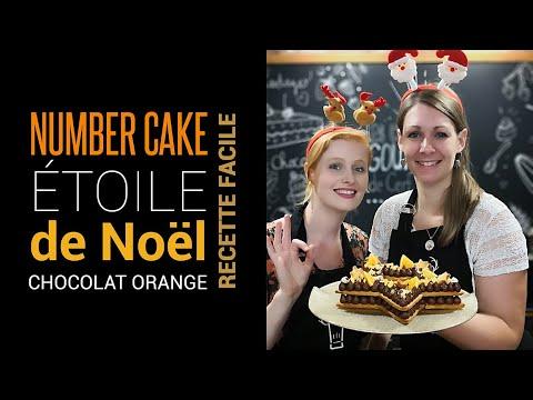 🍰-number-cake-de-noËl-chocolat-orange-🍰