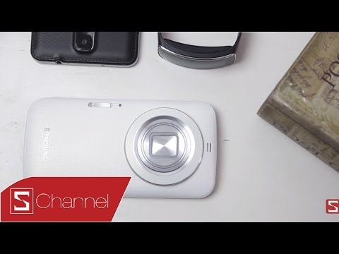 Schannel -Trên tay Galaxy K Zoom: Camera phone của Samsung - CellphoneS