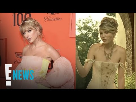 LeeAnn and Wazz - Taylor Swift Is Pretty In Pink At The Time 100 Gala