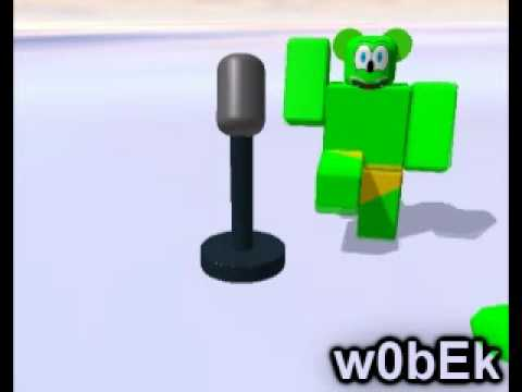 Gummy Bear Roblox Youtube