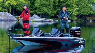 NITRO Boats: 2017 Z18 Performance Bass Boat