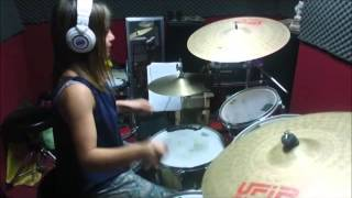 Allievi - Isabella Mazzei - lotus R.E.M. - drum cover