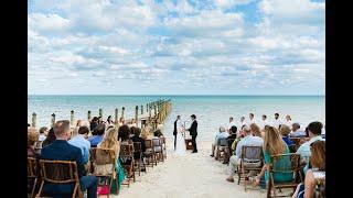 Brittany + Drew's MAGICAL Islamorada Beach Wedding
