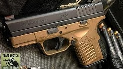 Springfield XDS 45 ACP Review : Small Powerhouse!