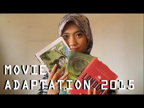 Upcoming Book to Movie Adaptation in 2015 | Dhyn Hanarun