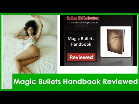 Magic Bullets Handbook Review (Love Systems - Nick Savoy)