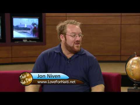 Singing Love for Haiti - Jon Niven