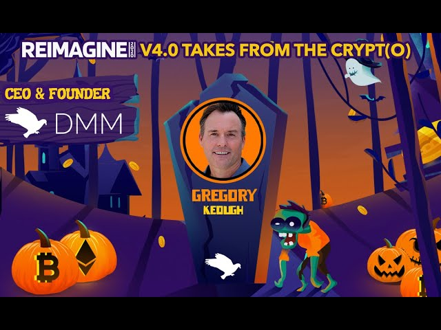 Gregory Keough - DMM Foundation $DMM - Put Your Crypto to Work