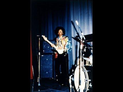 Jimi Hendrix- Lorensbergs Cirkus, Gothenburg, Vaster Gotland, Sweden 1/8/69