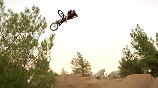 "Ride BMX: Matt Cordova & Larry Edgar at ""FOD"""